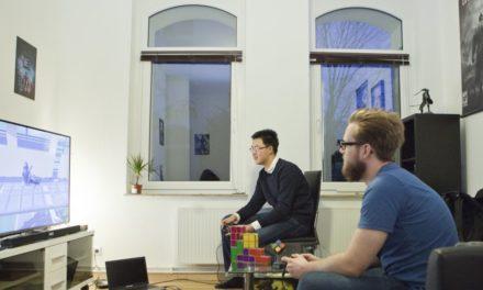 Mit Super Mario zum Pixelpokal