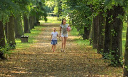 10 Oasen für gestresste Stadtkinder