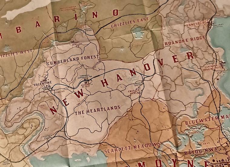 "Hannover kommt im Spiel ""Red Dead Redemption 2"" groß raus"