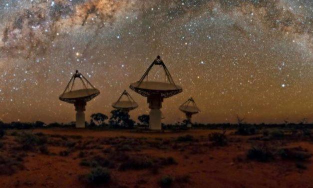 Zahlreiche rätselhafte Radioblitze erfasst