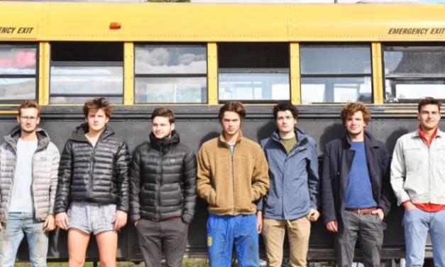 Diese Jungs haben Amerika im Schulbus durchquert