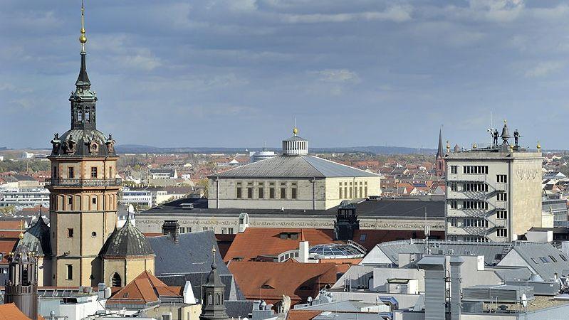 100 Gründe, warum Du nach Leipzig reisen musst