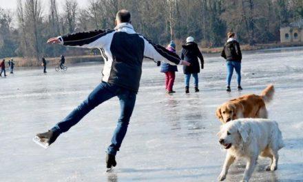 Hier kann man in Brandenburg Schlittschuh laufen