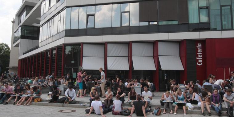 Vegan-Ranking: Leipziger Mensa im Park ausgezeichnet