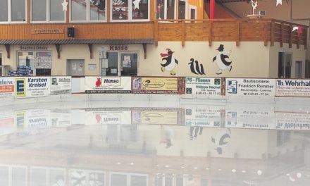 Ab aufs Eis: Die Schlittschuh-Saison beginnt