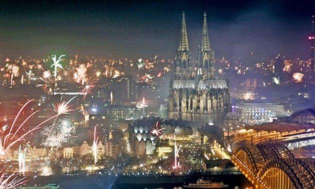 Feinstaubwerte steigen durch Silvesterfeuerwerk um das 200-fache