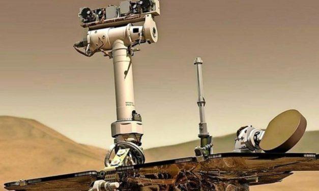 """Mars-Rover: Noch immer kein Lebenszeichen von """"Opportunity"""""""