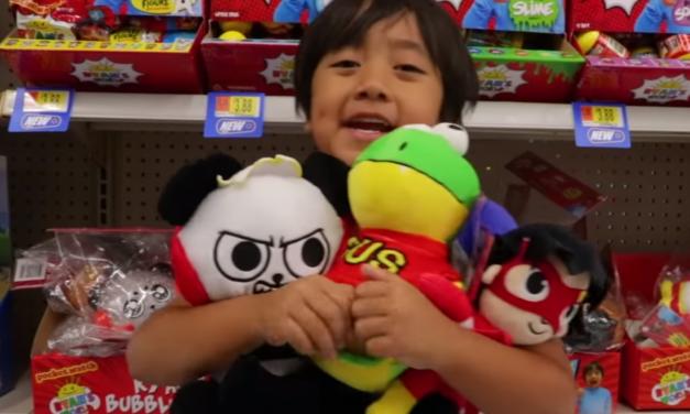 Dieser Siebenjährige ist der am besten verdienende Youtube-Star