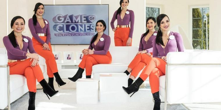 Game of Clones: Datingshow mit Zwillingslook bei RTL II