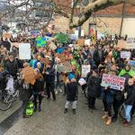 """#FridaysForFuture: """"Wir streiken, bis ihr handelt"""""""