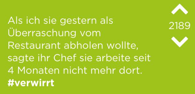 #restaurantlügnerin: Darum folgen 20.000 Menschen diesem Jodel aus Hannover