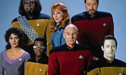 """Star Trek"": Jean-Luc Picard unter Romulanern"