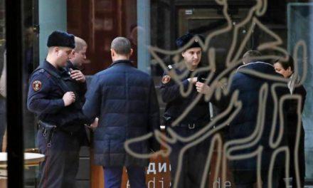 Vor Augen des Sicherheitspersonals: Gemälde aus Galerie gestohlen – und auf Baustelle wiedergefunden