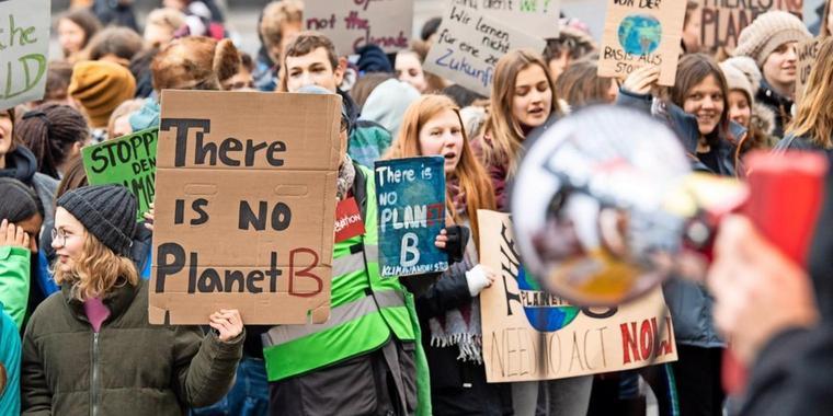 """""""Wir schwänzen nicht – wir streiken, weil wir etwas bewegen wollen"""""""