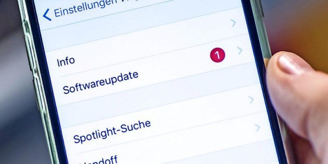 iOS Update 12.1.3: Neuer Patch sorgt für iPhone-Probleme