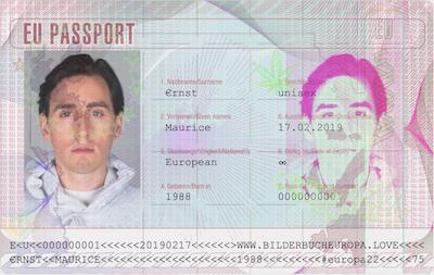 #Europa22: Das hat es mit dem EU-Pass auf sich