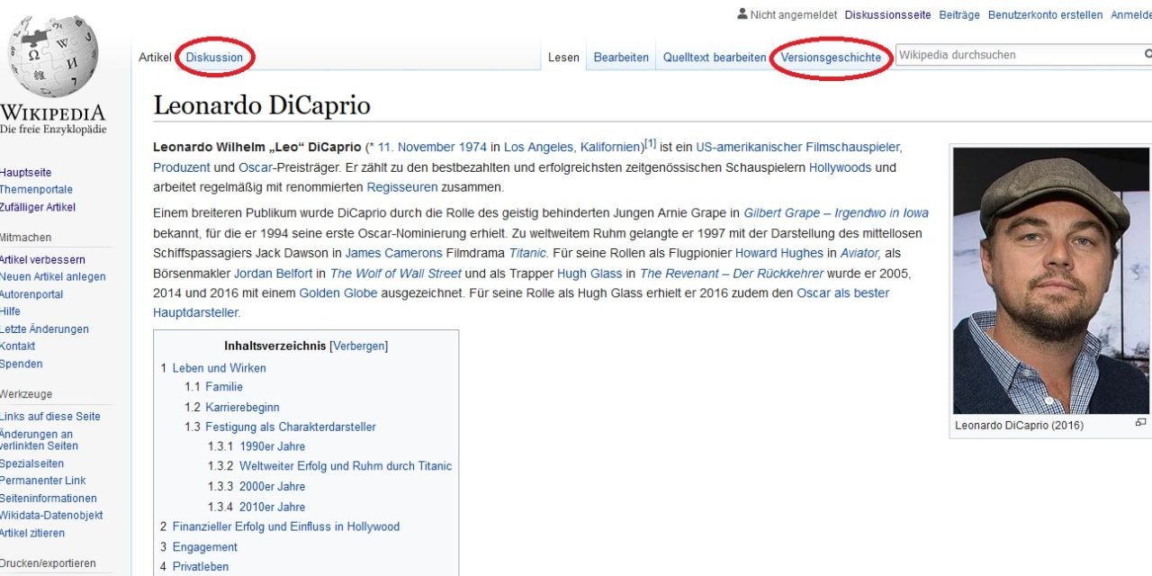 Wikipedia als Quelle? Das musst du beachten