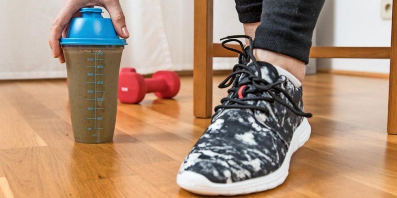 Eiweiß für Sportler: Was bringen Riegel und Shakes?