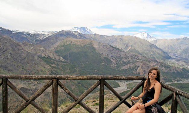 Annkathrin macht ihren Master in Chile