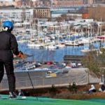 Skifahren mitten in Kopenhagen: Müllanlage wird zur Piste
