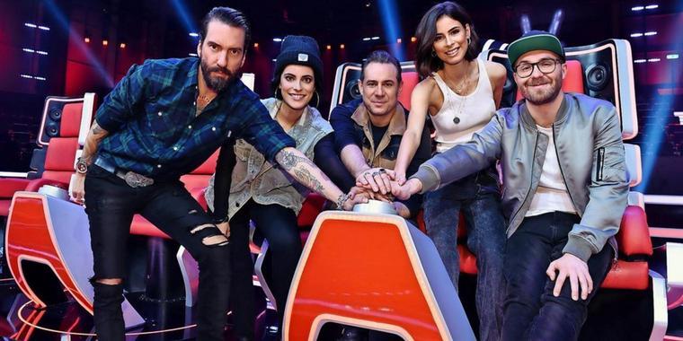 The Voice Kids.De 2019 Jury