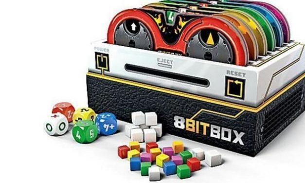 """Videospiele analog: Die """"8 Bit Box"""" im Test"""