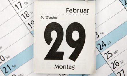 Warum hat der Februar nur 28 Tage?