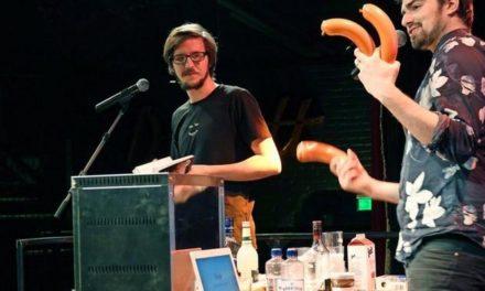 """""""Worst of Chefkoch""""-Macher bekochen Publikum in Hannover"""