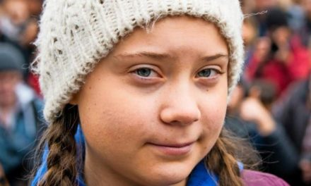 Greta Thunberg erhält Goldene Kamera für Klimaschutz