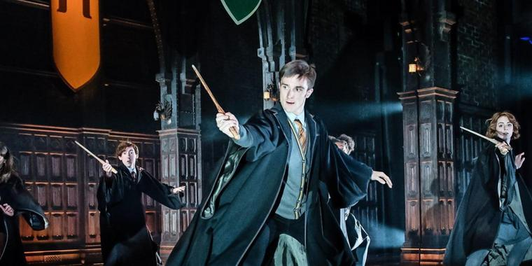 """Harry Potter""-Musical in Hamburg: Ticket-Verkauf startet"
