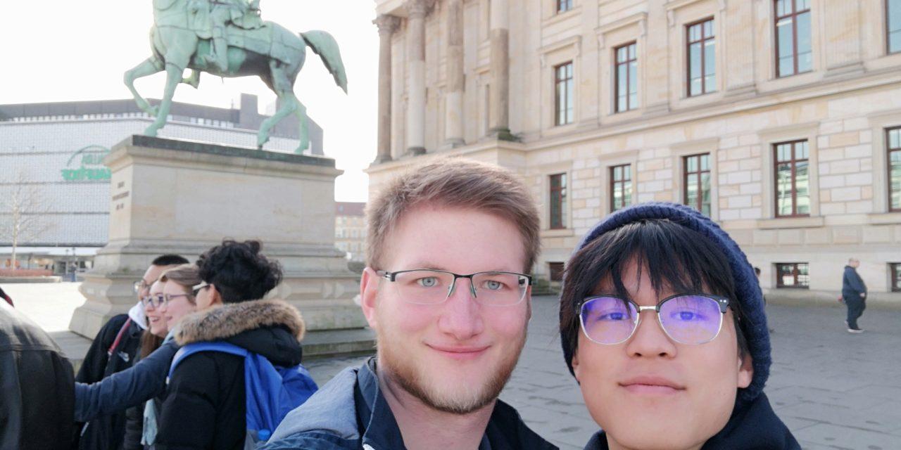 Döner und Karneval: Als Austauschschüler in Deutschland