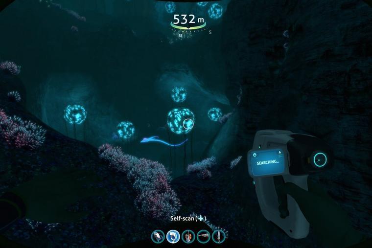 """In """"Subnautica"""" können Spieler die Unterwasserwelten eines fremden Planeten entdecken"""