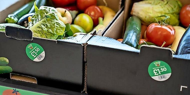 "Lidl UK verkauft ""mangelhafte"" Lebensmittel zu Spott-Preisen"