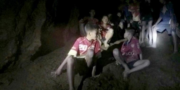 Netflix verfilmt Höhlenrettung in Thailand