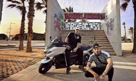 Rapper Bonez MC und RAF Camora in der TUI Arena: Polizei kontrolliert
