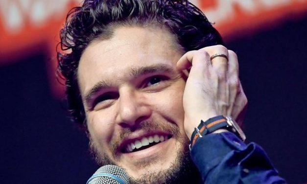 """So teuer ist ein Schnappschuss mit """"Game of Thrones""""-Star Kit Harington"""