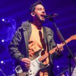 """Post Traumatic""-Tour: So war Linkin-Park-Frontmann Mike Shinoda in der Swiss Life Hall"