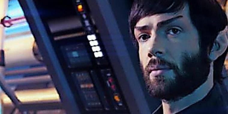 """Star Trek: Discovery"" – Der junge Mister Spock trägt einen Bart"