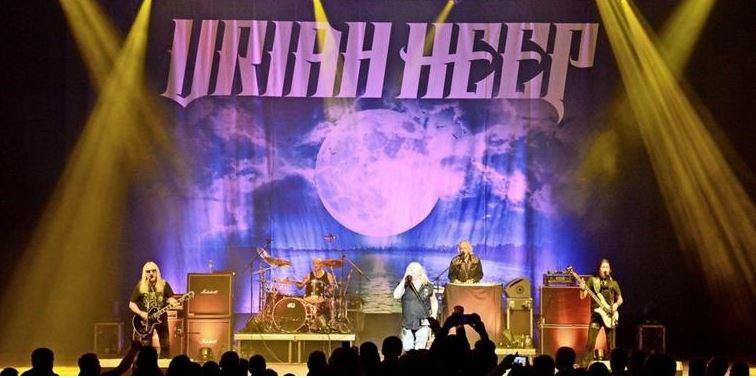 Uriah Heep erstmals beim Wacken Open Air
