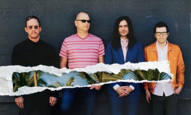 So sind die neuen Weezer-Veröffentlichungen