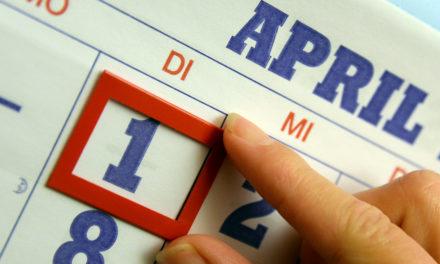 April, April: Die besten Aprilscherze der vergangenen Jahre im Netz