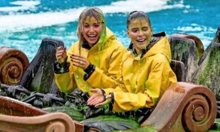 """""""Kids' Choice Awards"""": Lena Gercke und Lena Meyer-Landrut mit Glibber übergossen"""