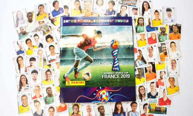 Darum ist es so wichtig, dass es bei Panini eine Frauen-WM-Edition gibt
