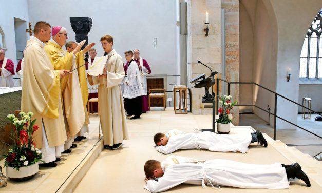 Darum will Fabian Boungard katholischer Pfarrer werden