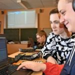 Wisser-Schüler mixen ihren eigenen Beat