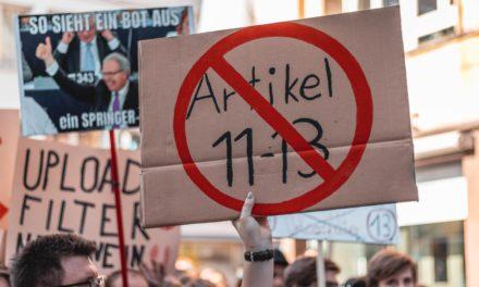 Artikel 13: Was bedeutet die Urheberrechtsreform?