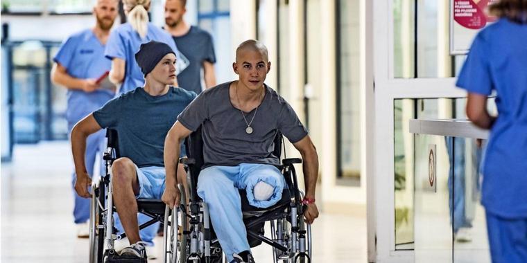 """""""Club der roten Bänder"""": Zuschauer registrieren sich als Knochenmarkspender – und retteten bereits Leben"""