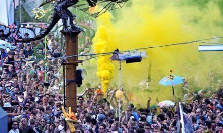Polizei-Kontrollen auf dem Fusion-Festival? Das sagen die Veranstalter