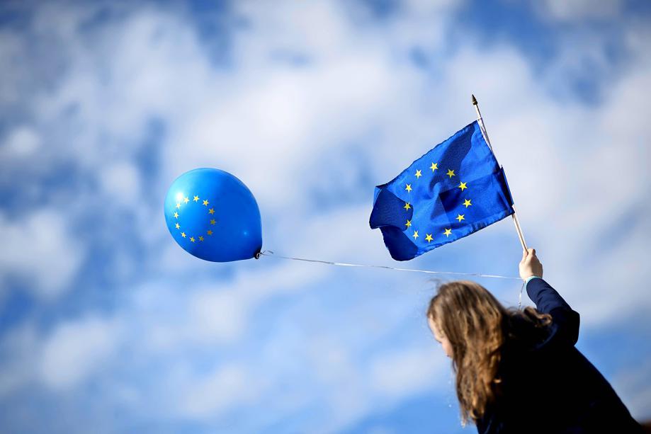 Wählen Gehen Europawahl
