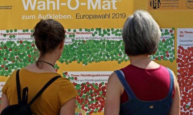 Gericht stoppt Wahl-O-Mat zur Europawahl 2019